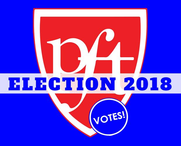 Endorsement by the Philadelphia Federation of Teachers